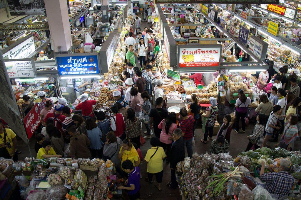 Warorot-market