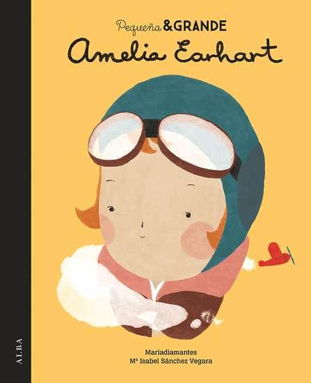 Amelia Earhart libro