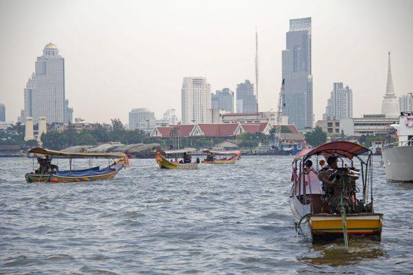 Transportes en Bangkok