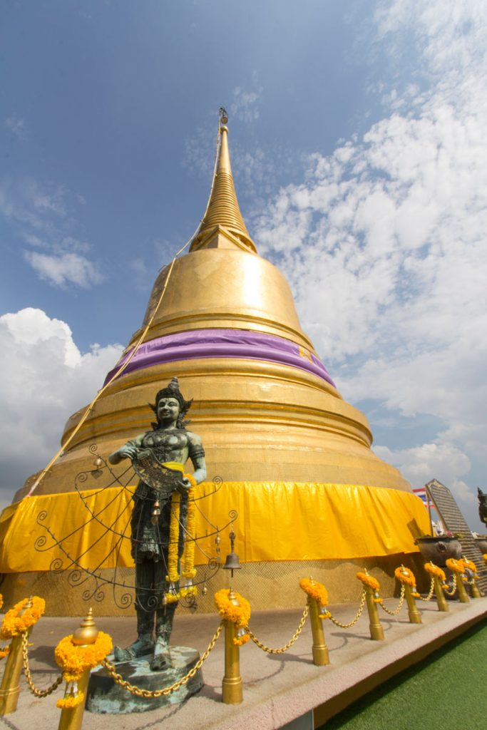 wat saket o golden mount